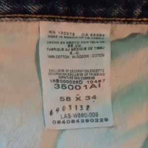 Wrangler Big Men's Jeans